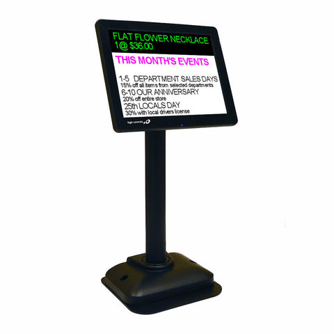 "Bematech 8.4"" LCD Pole Display"