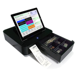 mPOP Cash Drawer, Receipt Printer and Stand