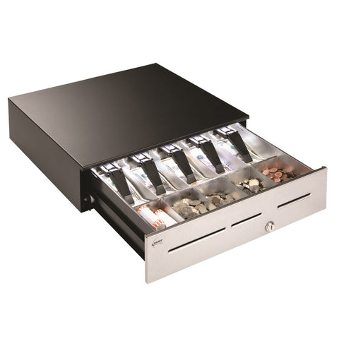 PayVue lluminated Cash Drawer - 24VDC PRINTER DRIVEN
