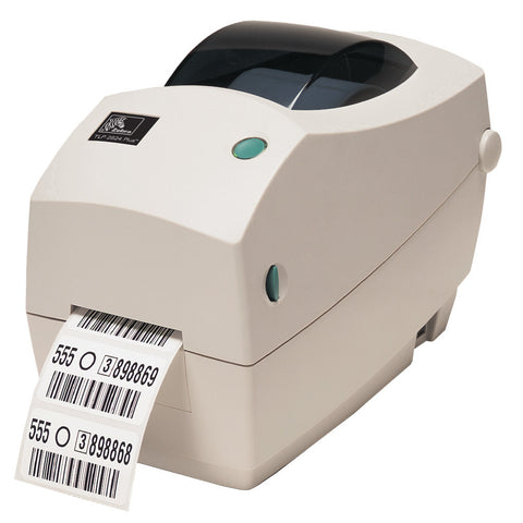 Zebra TLP2824Plus Direct Thermal and Thermal Transfer Desktop Printer