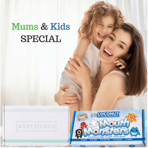 """Mum & Me"" Special - Oil Therapy Mouthwash for Parents & Kids"