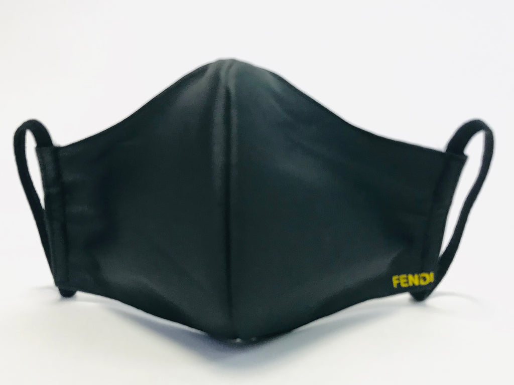 Fendi Black Mask