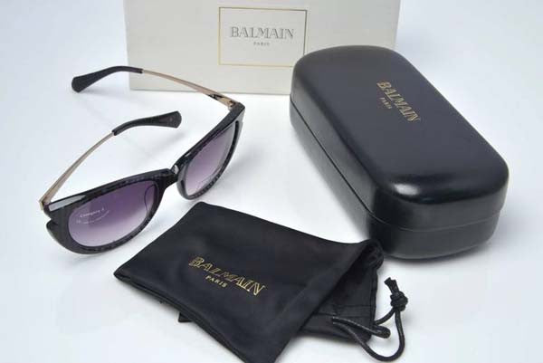 Balmain Paris Cat Eye Sunglasses with Case and Original Box
