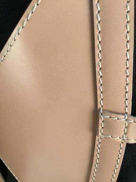 New With Tags 2012 Herve Leger Runway Laser Cut Harness Belt