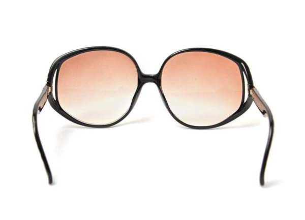 1980s Christian Dior Black Logo RX Frames Germany - MRS Couture