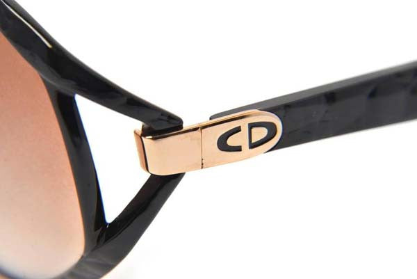 2d636fe8ca 1980s Christian Dior Black Logo RX Frames Germany - MRS Couture