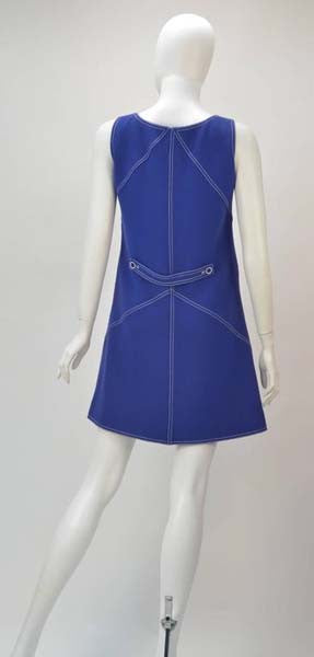1960s Courreges Wool Ensemble