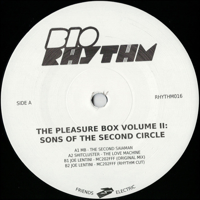 Various - The Pleasure Box Vol 2 - Sons Of The Second Circle (Bio Rhythm 016)