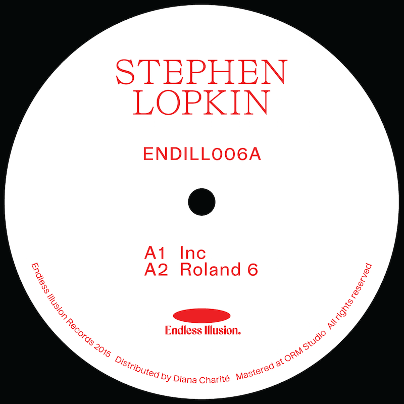 Stephen Lopkin / DimDJ - Split EP (Endless Illusion 006)
