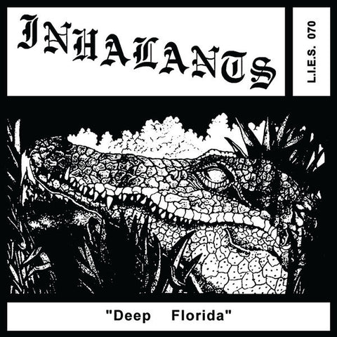 Inhalants - Deep Florida LP (LIES 070)