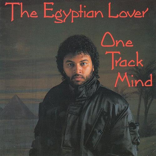 The Egyptian Lover - One Track Mind LP (First Pressing - Sealed!)