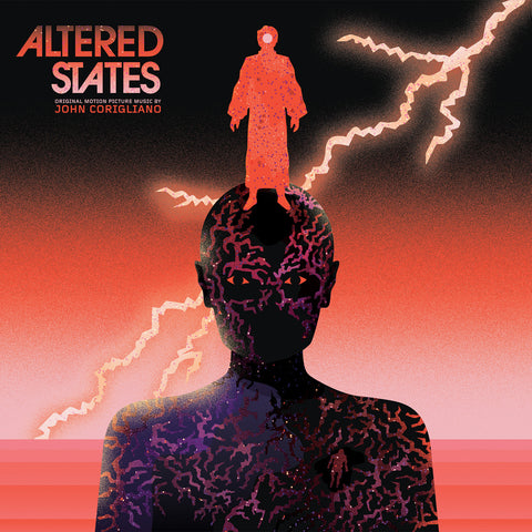 John Corigliano ‎– Altered States Original Soundtrack (Waxwork Records ‎024)