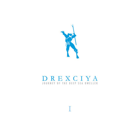 Drexciya ‎– Journey Of The Deep Sea Dweller I 2LP (Clone Classic Cuts 022)