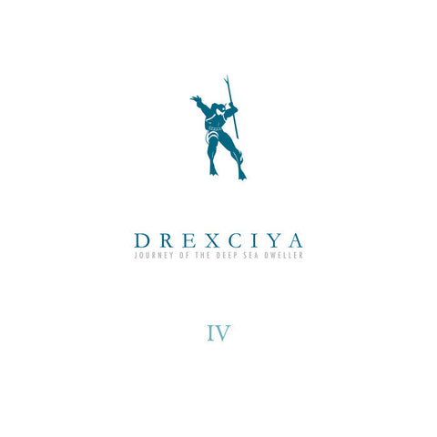 Drexciya - Journey of the Deep Sea Dweller IV  2LP (Clone Classic Cuts 025)