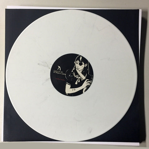 D'Marc Cantu - Another Number EP (Creme JAK X01)  (Ltd 100 White Mailorder Only)