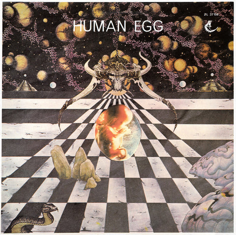 Human Egg ‎– Human Egg (Favorite Recordings 050)