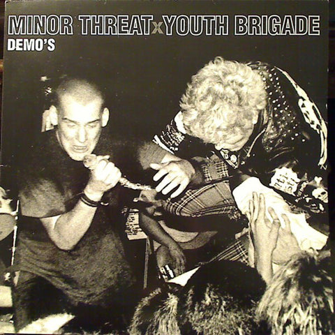 Minor Threat / Youth Brigade ‎– Demo's LP (2001)