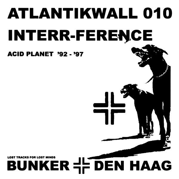 Interr-Ference ‎– Untitled (Atlantikwall 010)