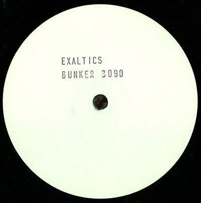 The Exaltics ‎– 1000 Lights In The Sky (Part 2) (Bunker Records 3090)