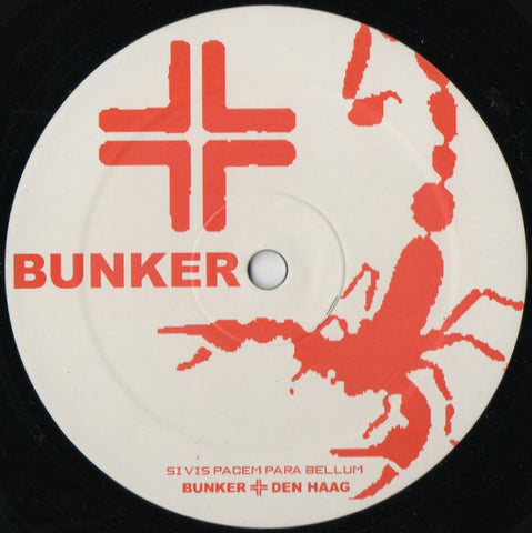 Smackulator - Kicked Tuda Curb EP (Bunker Records 3046)