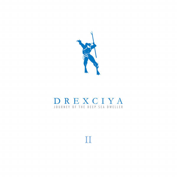 Drexciya - Journey Of The Deep Sea Dweller II 2LP (Clone Classic Cuts 023)