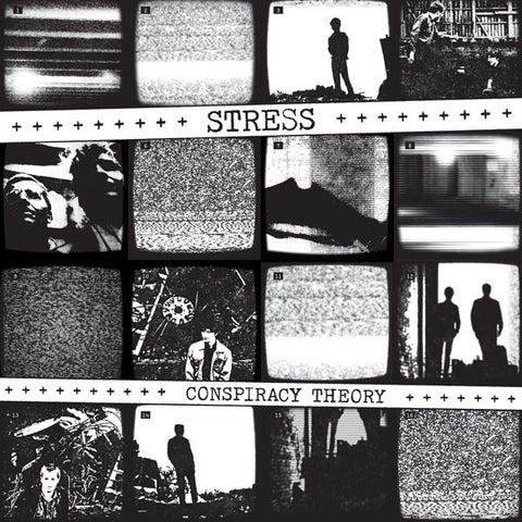 Stress - Conspiracy Theory LP (Dark Entries DE027)