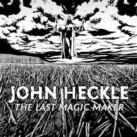 John Heckle - The Last Magic Maker EP (Creme 12-57) Deluxe Edition (back in)