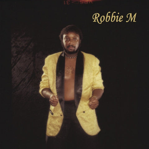 Robbie M ‎– Let's Groove LP (Peoples Potential Unlimited 042)