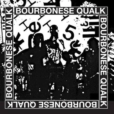 Bourbonese Qualk ‎– Bourbonese Qualk 1983-1987 2LP (Mannequin ‎061)