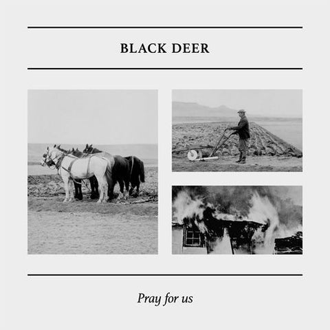 Black Deer ‎– Pray For Us EP (Rush Hour Recordings)