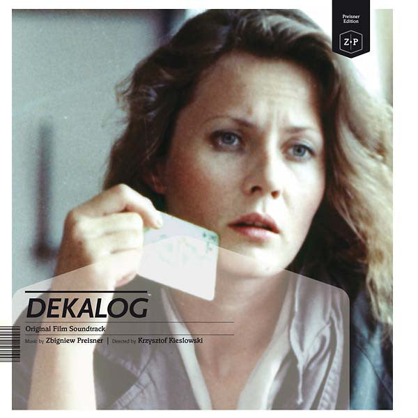 Zbigniew Preisner ‎– Dekalog 2LP+CD (Because Music ‎5156055)
