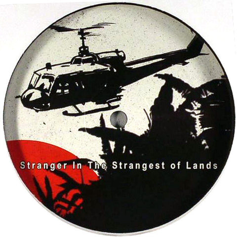 Legowelt / Traxx / Saturn V / Tom Mitchell - Stranger In The Strangest of Lands (Creme 12-27)