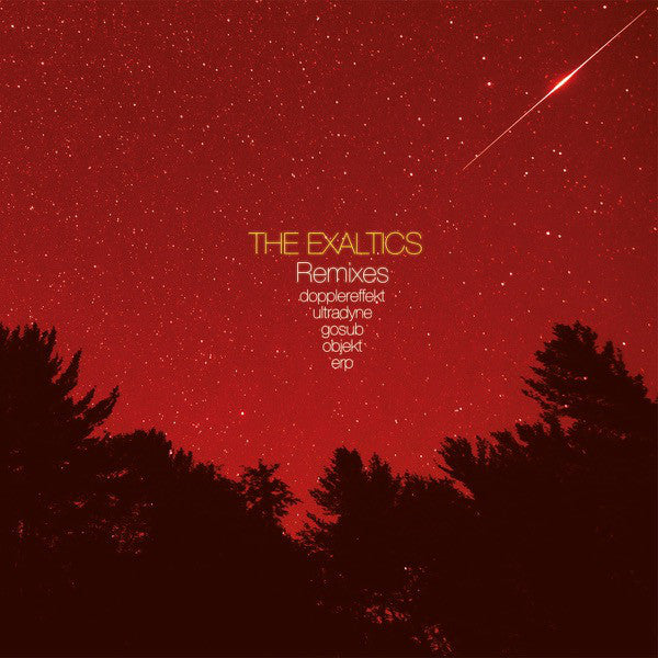 The Exaltics ‎– The Truth Remixes (Solar One Music ‎035)