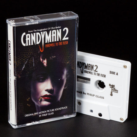 Philip Glass ‎– Candyman 2: Farewell To The Flesh OST CS (One Way Static ‎10)