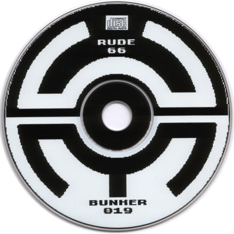 Rude 66 - Untitled Compilation CD (Bunker Records 019)