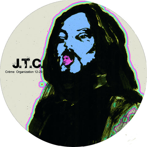 "JTC - Psychedelic Mindtrip 12"" (Creme 12-29)"