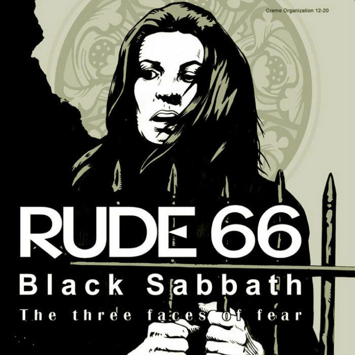 Rude 66 - Black Sabbath (Original 2005) (Creme 12-20)