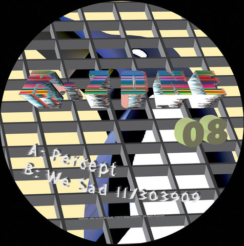 R-Zone 08 - Percept / We Sad II / 303909