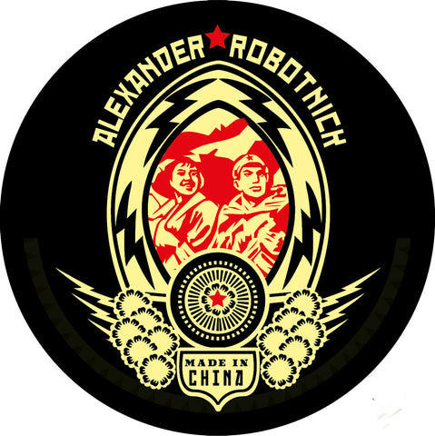 Alexander Robotnick - Made In China Remixes (Creme 12-24)