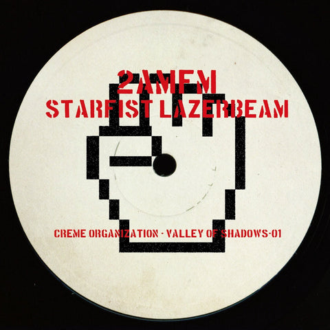 2AMFM - Starfist Lazerbeam / Passion Of A Night (Limited Purple)