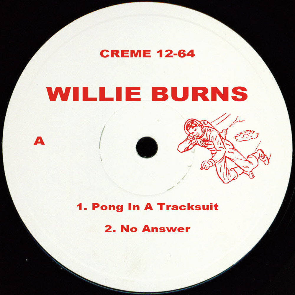 Willie Burns - Run From The Sunset (Creme 12-64)