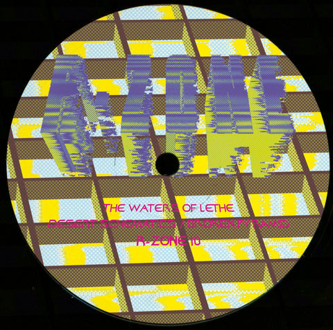 R-Zone 10 - The Waters Of Lethe / Desert Schematics / Broken Pyramids