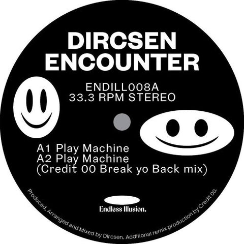 Dircsen – Encounter EP (Endless Illusion 008)