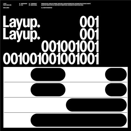 Layup - Functionalism EP (Endless Illusion W001)