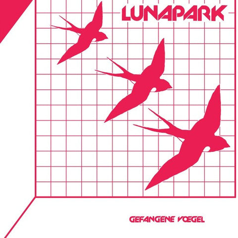 Lunapark - Gefangene Voegel LP (Dark Entries DE113)