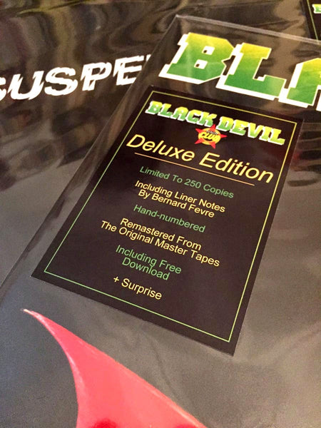 Black Devil - Disco Club LP (Deluxe Edition - Private Records)
