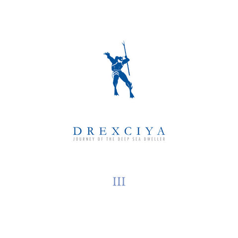 Drexciya - Journey Of The Deep Sea Dweller III 2LP (Clone Classic Cuts 024)