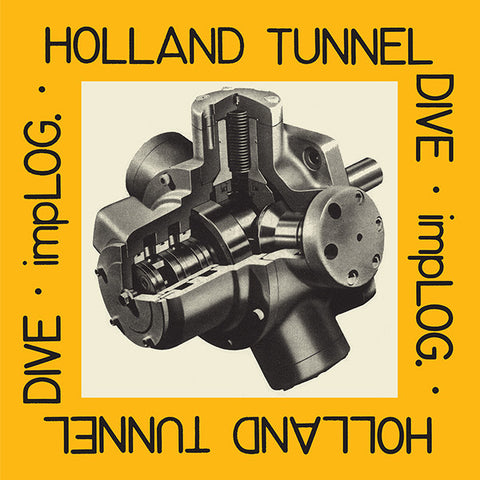 "impLOG - Holland Tunnel Dive 12"" (Dark Entries DE074)"