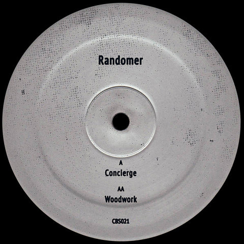 Randomer - Concierge (Clone Basement Series 021)