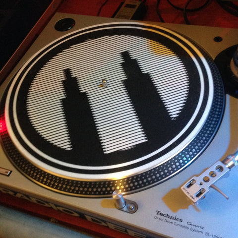 Murder Capital Sunset Slipmat